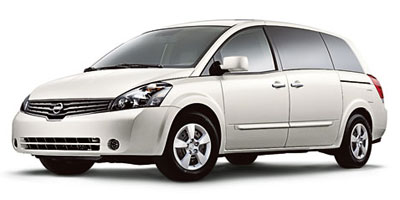 Nissan quest tires size