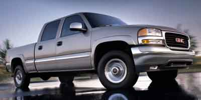 2002 GMC Sierra 1500HD