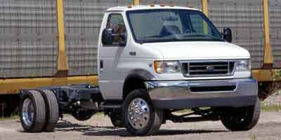 2004 Ford E-Series Chassis