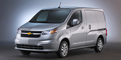 2017 Chevrolet City Express Cargo