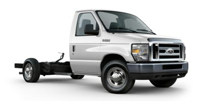 2015 Ford E-Series Chassis