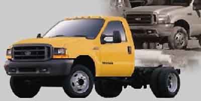 2002 Ford Super Duty F-550