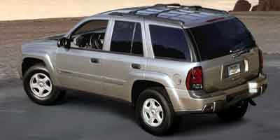 2004 Chevrolet Trailblazer Tires - iSeeCars.com