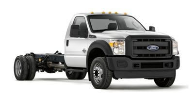 2014 Ford Super Duty F-550