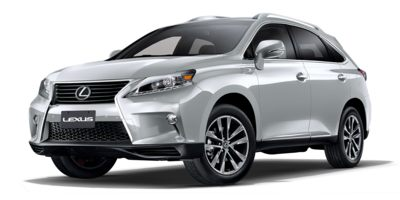 High Quality 2015 Lexus RX 350