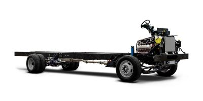 2015 Ford Super Duty F-59 Stripped Chassis