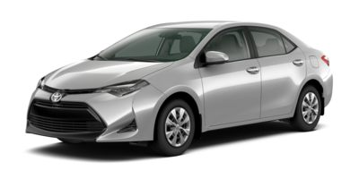 Perfect 2018 Toyota Corolla
