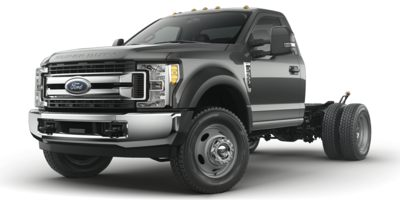 2018 Ford Super Duty F-550
