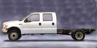 2000 Ford Super Duty F-350