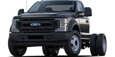 2021 Ford Super Duty F-550