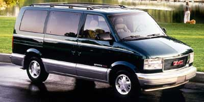 2001 GMC Safari Cargo