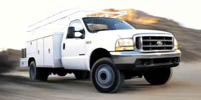 2004 Ford Super Duty F-550