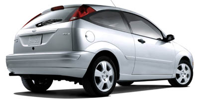 2003 Ford Focus Zx5 >> 2005 Ford Focus Wheel and Rim Size - iSeeCars.com