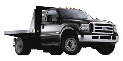 2007 Ford Super Duty F-450