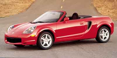 2000 Toyota MR2 Spyder