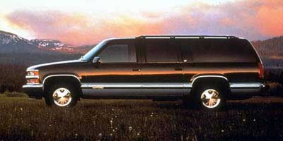 1997 chevrolet suburban interior features. Black Bedroom Furniture Sets. Home Design Ideas
