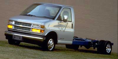 1997 Chevrolet G Commercial Cutaway