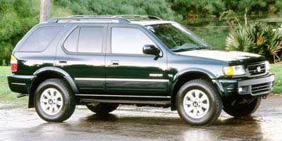 1998 Honda Passport  iSeeCarscom