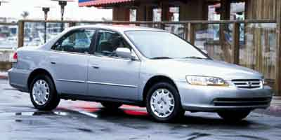 Superb 2001 Honda Accord