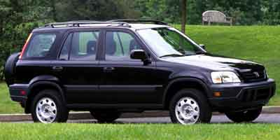 Lovely 2001 Honda CR V