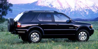 1999 Honda Passport Overview  iSeeCarscom