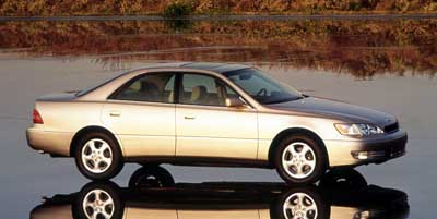 1999 lexus es 300 wheel and rim size. Black Bedroom Furniture Sets. Home Design Ideas