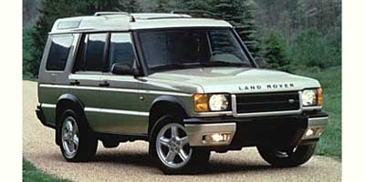 1999 Land Rover Discovery Series Ii Interior Features