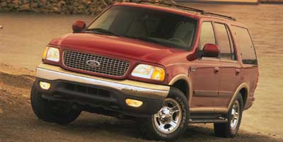 1999 ford expedition tire size