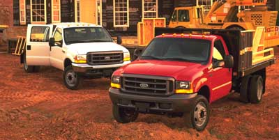 1999 Ford Super Duty F-450