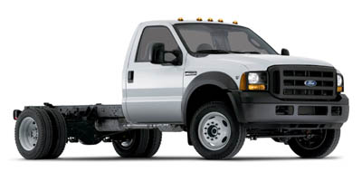 2007 Ford Super Duty F-550