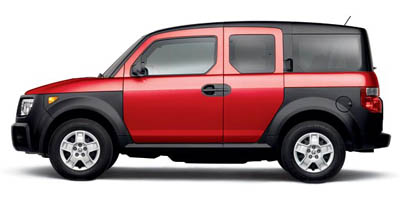 2006 honda element dimensions for Honda element dimensions