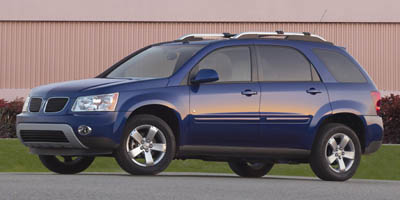 2007 Pontiac Torrent Tires Iseecars Com