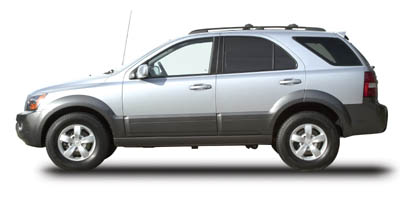 2007 Kia Sorento Wheel And Rim Size Iseecars Com