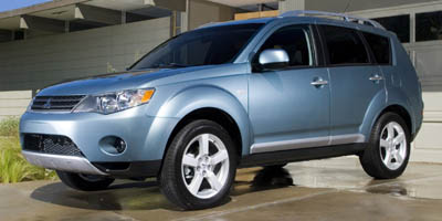 2007 mitsubishi outlander interior features. Black Bedroom Furniture Sets. Home Design Ideas
