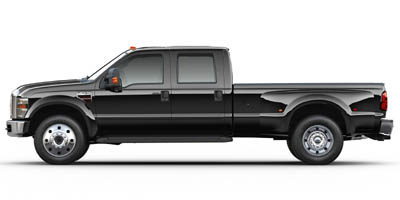 2008 Ford Super Duty F-450