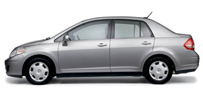 2007 Nissan Versa Wheel and Rim Size - iSeeCars.com