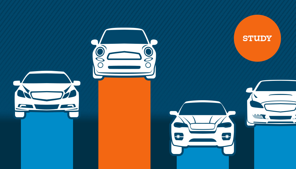 Image for iSeeCars.com Study Reveals the Top Car Color Choices of Men vs Women
